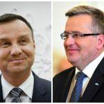 Duda kontra Komorowski. Wyniki II tury wyborów prezydenckich wgminie Lipinki