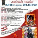 Strażacy, krwiodawcy iartyści zapraszają naDzień Dziecka 2015