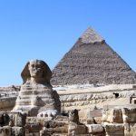Wypoczynek wcieniu Sfinksa