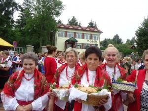 Stowarzyszenie Kobiet Wsi Kryg wDębowcu - fot.Facebook