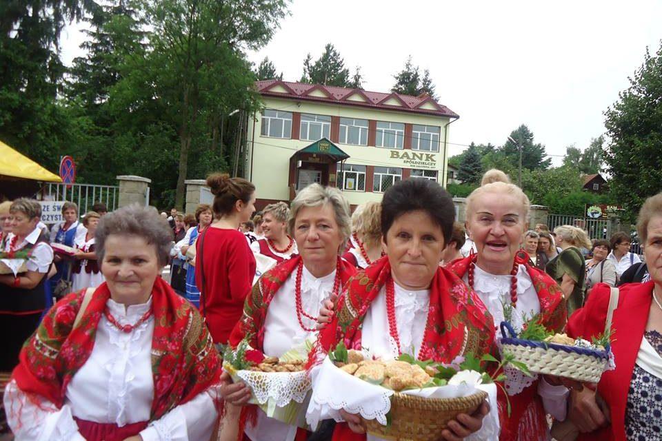 IDębowiecki Festiwal Amoniaczków zudziałem Stowarzyszenia Kobiet Wsi Kryg