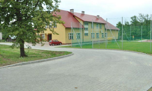 Zakończyła się odnowa centrum Rozdziela