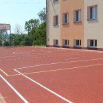 Nowoczesne boisko sportowe wPagorzynie