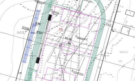 Tu narazie jest ściernisko… Stadion lekkoatletyczny wLipinkach wfazie koncepcji