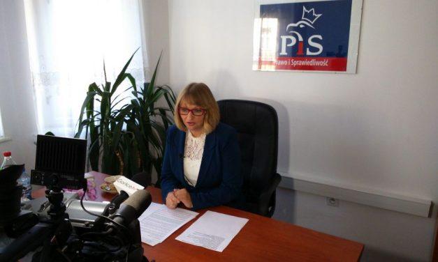 Barbara Bartuś: Kolejna interpelacja doMinistra Skarbu Państwa wsprawie likwidacji kopalni Lipinki