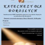 Ks.Grzegorz Ząbek poprowadzi wstarym kościele wLipinkach cykliczne katechezy dla dorosłych