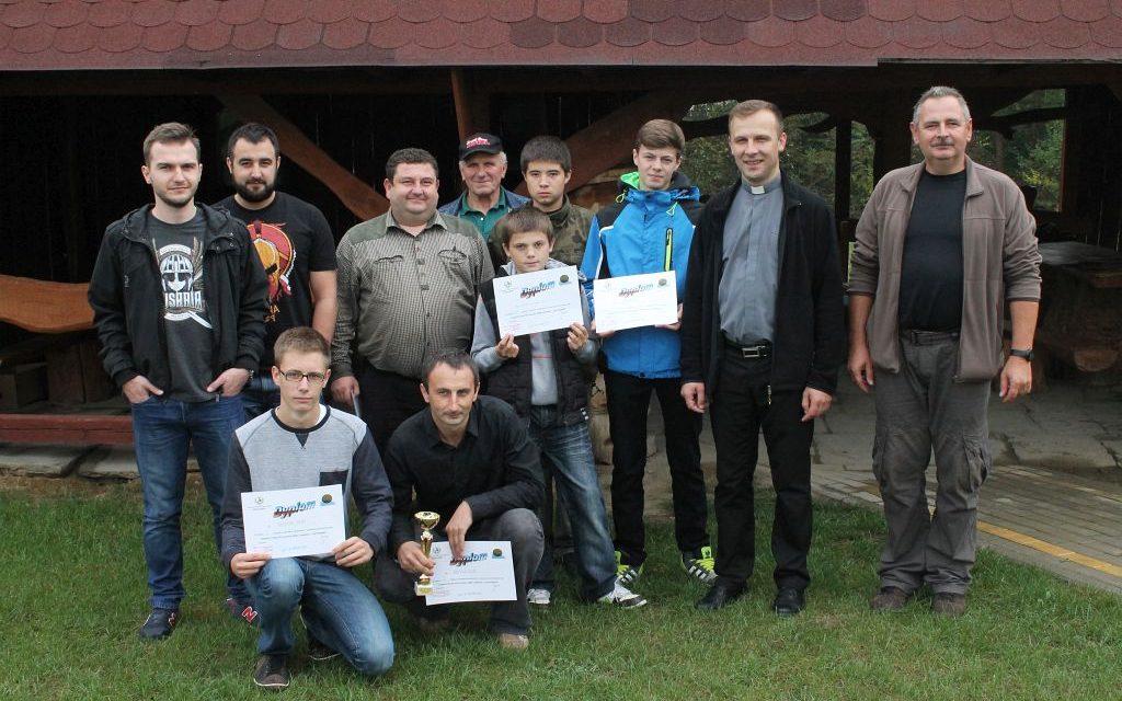 """III Zawody Strzeleckie TPZL """"Jastrzębiec"""". Dariusz Sikora iHubert Szkaradek zwycięzcami"""
