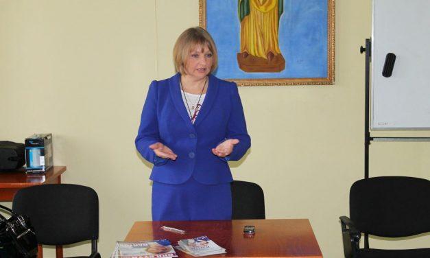 Spotkanie zPoseł naSejm RP Barbarą Bartuś