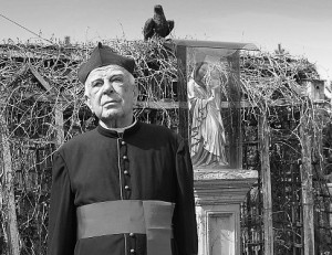 Ks. Stanisław Dziedzic (1934-2015) - fot.Sekowa.info