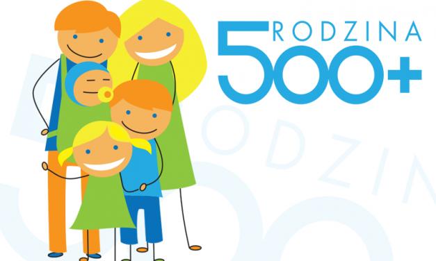 Rodzina 500+: Ważna informacja dla rodziców!
