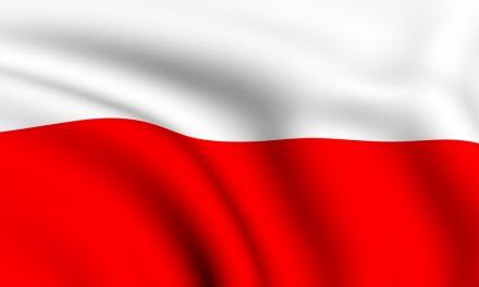 Biało-czerwone flagi odPoseł Barbara Bartuś zLipinek