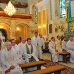 Ks.Piotr Pawlukiewicz poprowadził wLipinkach rekolekcje kapłańskie