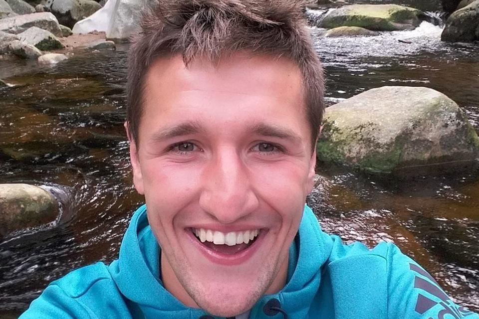 Szymon Kulka zULKS Lipinki Mistrzem Polski wbiegu na10 km!