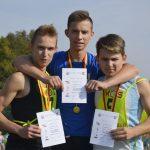 Bobowa: Podczas Powiatowej Gimnazjady wLA zawodnicy zLipinek zdobyli 7 medali