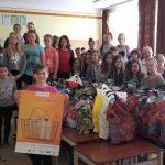 Świąteczna Zbiórka Żywności: Wolontariusze zKrygu zebrali ponad 500 kg artykułów