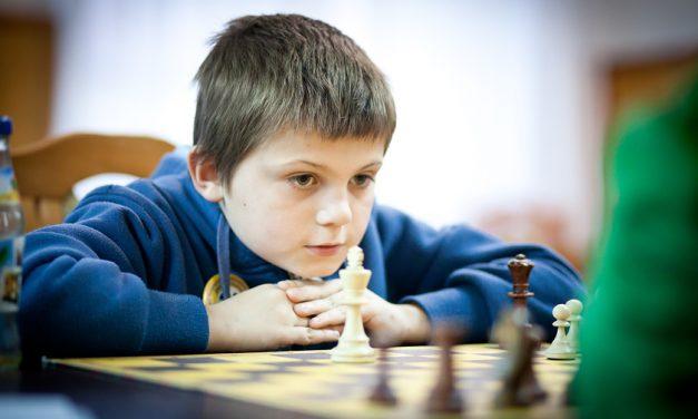 Kolejny dobry występ młodych szachistów zLipinek