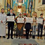 """""""Idźcie igłoście"""": Spotkanie młodzieży wLipinkach"""