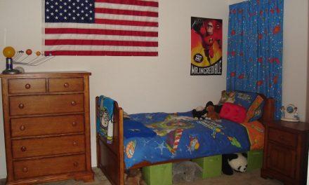 Jak wewłaściwy sposób oświetlić pokój dziecka?