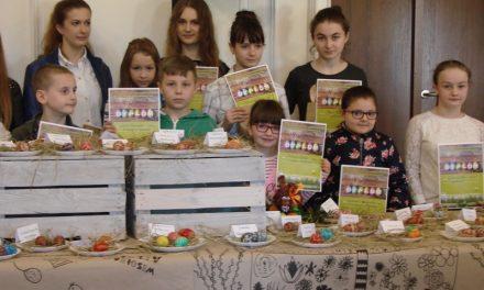 Pisanki dzieci zgminy Lipinki wysoko ocenione wgorlickim konkursie