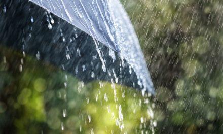 Wkońcu ma zacząć padać! Lokalnie nawet do80 litrów nametr kwadratowy!