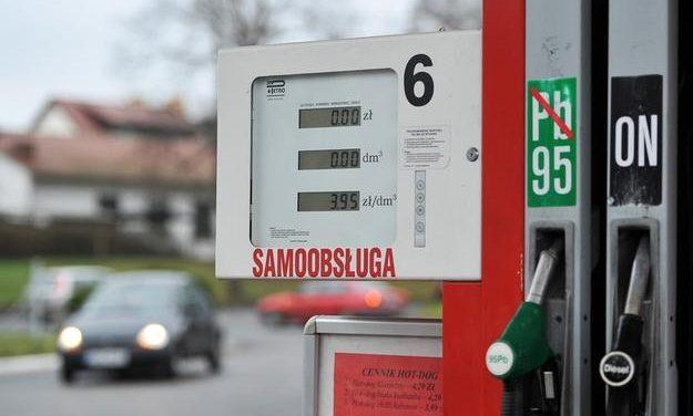 WKrygu powstanie stacja paliw zzapleczem