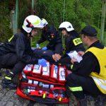 OSP Kryg zwycięzcą III Mistrzostw Powiatu Gorlickiego wRatownictwie Medycznym
