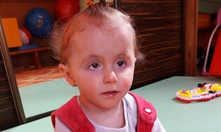 Jej choroba towielka tajemnica… Pomóż Oli zLipinek zebrać pieniądze nawózek inwalidzki!
