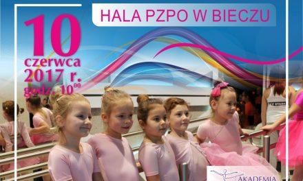 Młodzi tancerze zLipinek naIV Festiwalu Tańca wBieczu