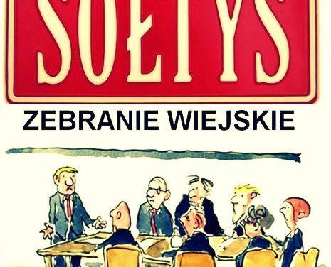 Bednarka, Bednarskie iLipinki: Wiejskie zebrania naważne tematy!