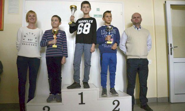Turniej Szachowy oPuchar Prezesa ULKS Lipinki