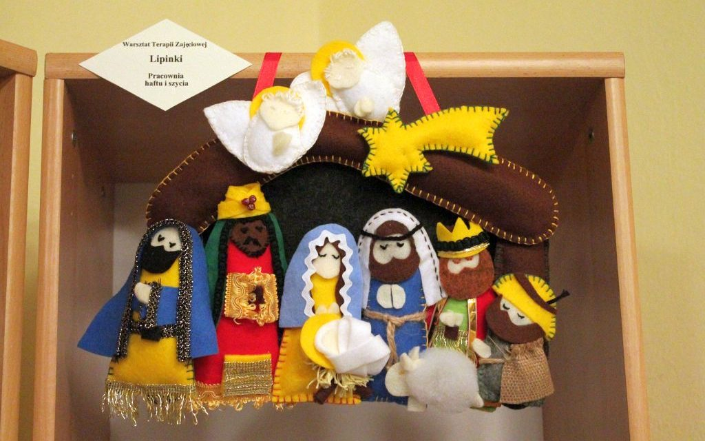 Konkurs Szopek Bożonarodzeniowych wWTZ Lipinki