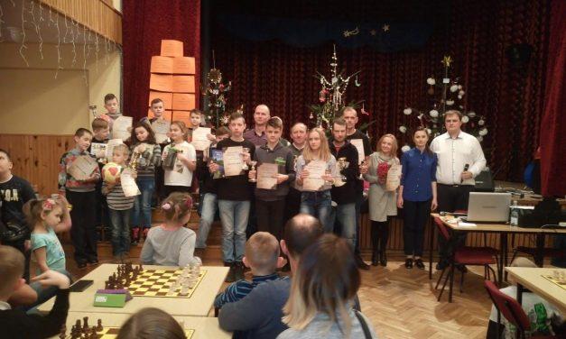 Krzysztof Kusiak trzecim szachistą wWiśniowej