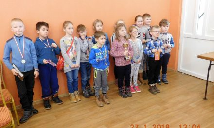 Udany początek roku szachistów ULKS Lipinki