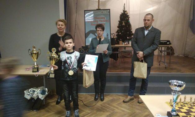 Zawody szachowe wTarnowcu iwKrośnie