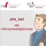 Urząd Skarbowy wGorlicach zaprasza nabezpłatne szkolenia wzakresie JPK_VAT