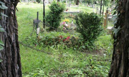 Składka zeŚrody Popielcowej naporządkowanie starego cmentarza wLipinkach