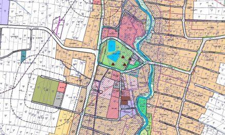 Nowe studium przestrzenne gminy Lipinki w2019 roku