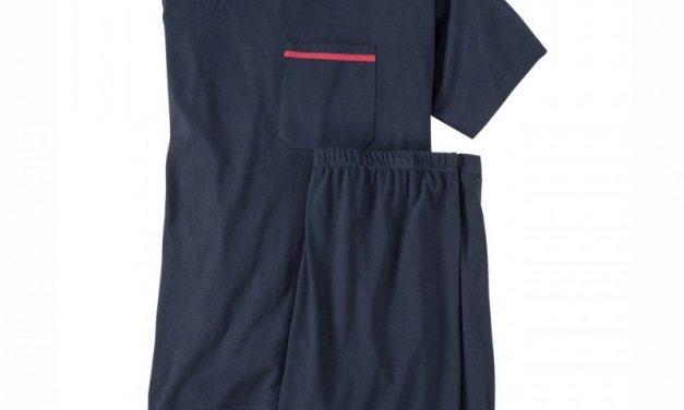 Piżama dla mężczyzny noszącego duże rozmiary. Oczym pamiętać przy zakupie?