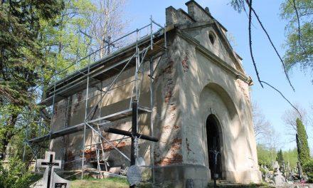 VII Kwesta Listopadowa: Zbieramy nakolejny etap remontu Kaplicy Straszewskich nastarym cmentarzu wLipinkach