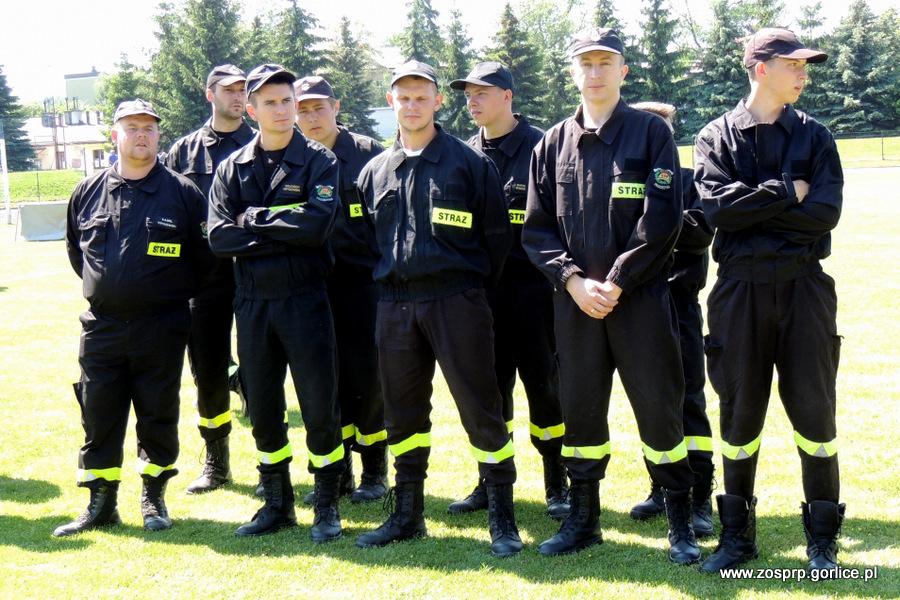 Strażacy zPagorzyny wicemistrzami powiatu gorlickiego