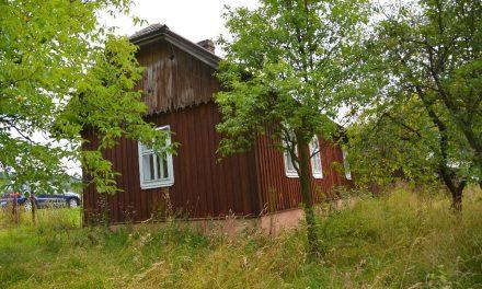 Sprzedam dom drewniany wLipinkach