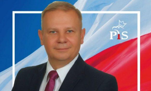 Witold Bochenek – kandydat naWójta Gminy Lipinki
