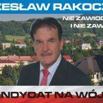 """Wójt Gminy Lipinki Czesław Rakoczy: """"Nie zawiodłem iniezawiodę!"""""""