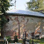 Pierwszy etap remontu Kaplicy Straszewskich zanami