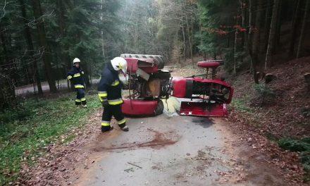 147 akcji strażaków OSP gminy Lipinki w2018 roku