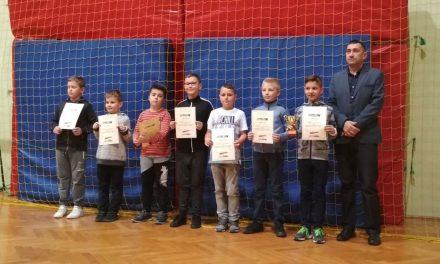 Marcin Kosiba zwycięzcą Turnieju Szachowego zokazji Narodowego Święta Niepodległości
