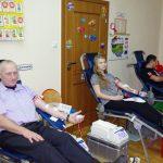 Obfity plon (nietylkokrwi) grudniowej akcji krwiodawstwa Klubu HDK Lipinki