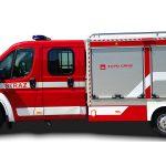OSP Lipinki zbiera fundusze nanowy samochód