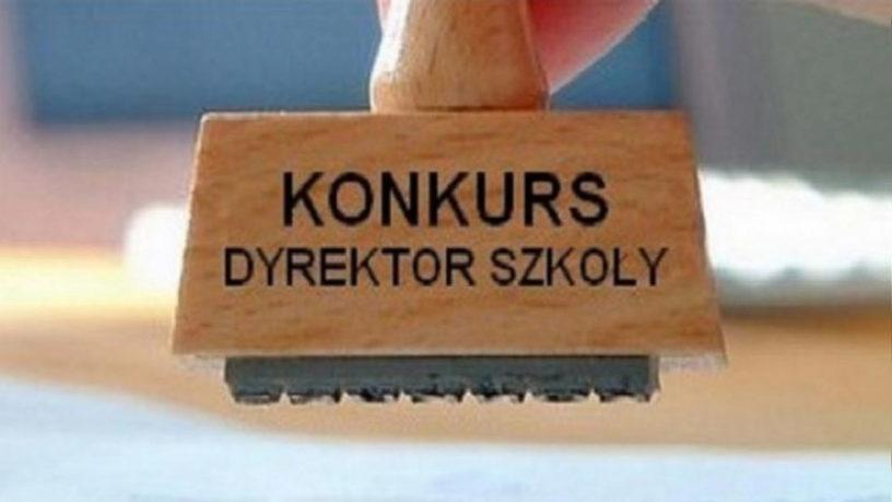 Konkursy nastanowisko dyrektorów dwóch szkół wgminie Lipinki!