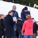 Spartakiada wPtaszkowej. Prezydent Andrzej Duda gratulował uczestnikom WTZ Lipinki